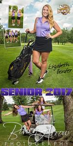 Golf Elizabeth Bonifer Banner