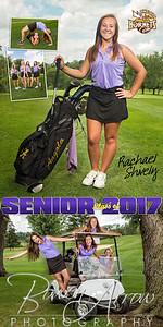 Golf Rachael Shively Banner