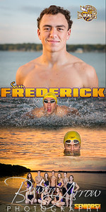 Banner Swim Sam Frederick