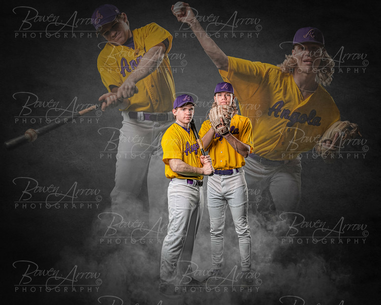 Baseball Seniors 2018