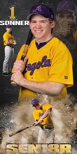 Tyler Sonner Baseball Banner