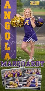 Cheer Teagan Marquardt Banner