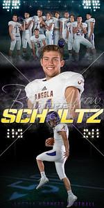 Football Jarret Schultz Banner