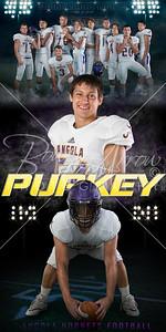 Football Ryan Purkey Banner