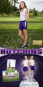 Karlie Hutchins Golf Banner