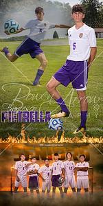 Francesco Pietrella Soccer Banner