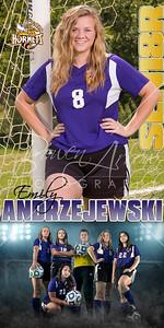 Banner Emily Andrzejewski Soccer