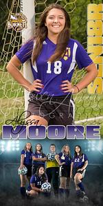 Banner Alyssa Moore Soccer