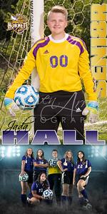 Banner Jada Hall Soccer
