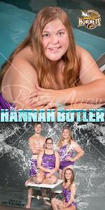 Hannah Butler Swim Banner