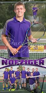 Eric Nofziger Tennis Banner