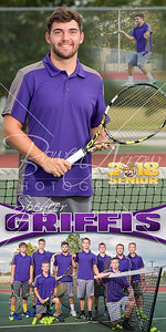 Spencer Griffis Tennis Banner