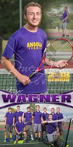 Isaac Wagner Tennis Banner