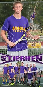 Devin Stiefken Tennis Banner