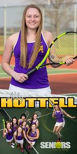 Abby Hottell Tennis  Banner