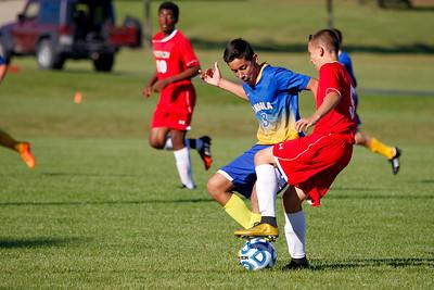 AMS Soccer vs Westview 20150921-0161