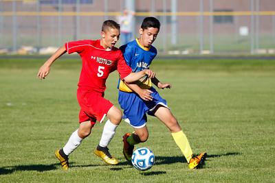AMS Soccer vs Westview 20150921-0165