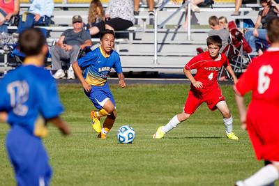 AMS Soccer vs Westview 20150921-0222