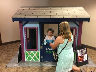 Scout's Playhouse