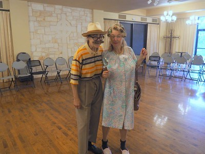 The Gathering 9-20-2017 Grandparents Day