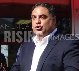 Cenk Uygur Canvass Kickoff in Newhall, CA