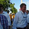 Chris Koster At Missouri State Fair In Sedalia, MO