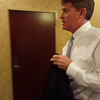 Chris Koster At Business Panel In Jefferson City, MO