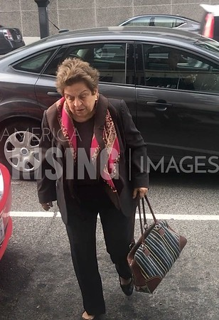 Donna Shalala At Fundraiser In DC