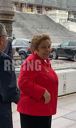Donna Shalala at LGBTQA Data Act Presser in Washington, DC