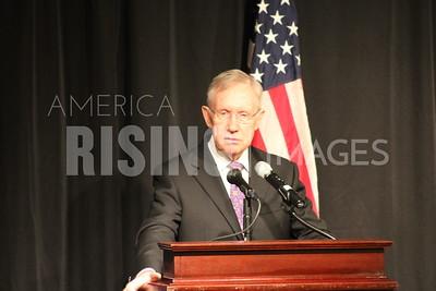 Harry Reid Speaks at Henderson Chamber of Commerce Breakfast in Las Vegas, NV