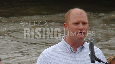 Jim Mowrer At Progress Iowa Corn Feed In Des Moines, IA