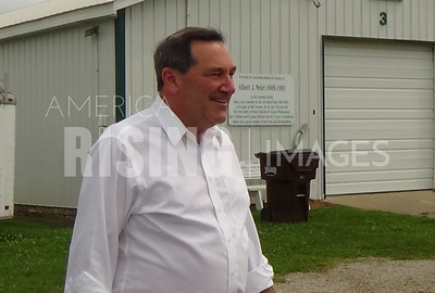 Joe Donnelly At Farm Bill Discussion In Columbus, IN