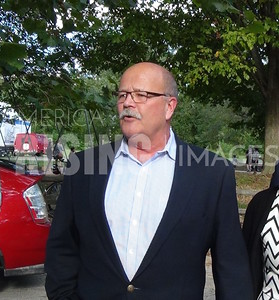 John Gregg At Campaign Fundraiser At English Civic Center In English, IN