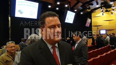 John Oceguera At NV-04 CCBC Primary Debate In Las Vegas, NV