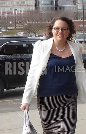 Kara Eastman At Stokes Fundraiser In Omaha, NE
