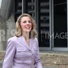 Katie McGinty At Get Out The Vote Rally In Pittsburgh, PA