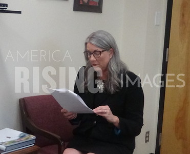 Kimberly Graham visits Joni Ernst Office in Des Moines, IA