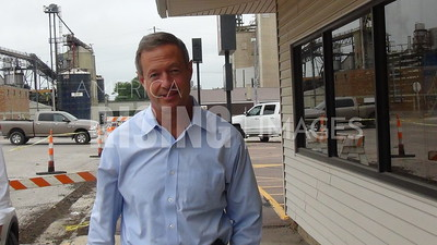 Martin O'Malley At Meet And Greet In Sheldon, IA