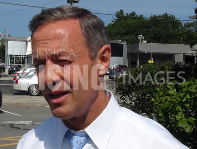 Martin O'Malley At College Affordability Forum In Manchester, NH