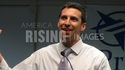 P.G. Sittenfeld Speaks To Northwestern Area Progressives, Columbus, OH