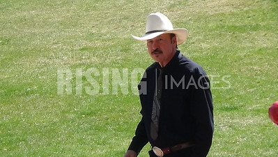 Rob Quist At Campaign Rally In Helena, MT