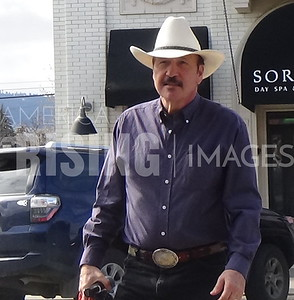 Rob Quist At Healthcare Townhall In Missoula, MT