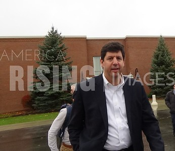 Steven Dettelbach At Candidate Forum In Ashtabula, OH