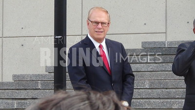 Ted Strickland At Early Vote Rally In Dayton, OH