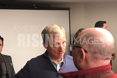 Tom Steyer At Town Hall In Arlington, VA