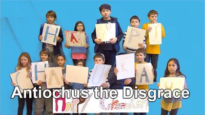 Antiochus the Disgrace
