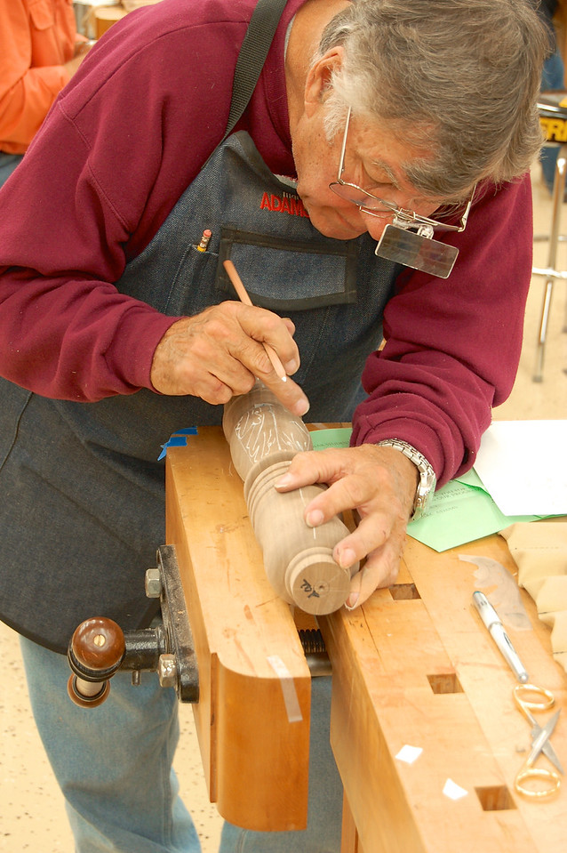 Carving on Turned Works w May 42