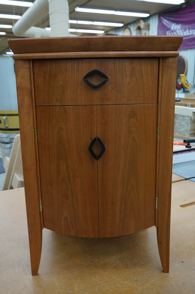 Bow Front Chest w Fortune 3