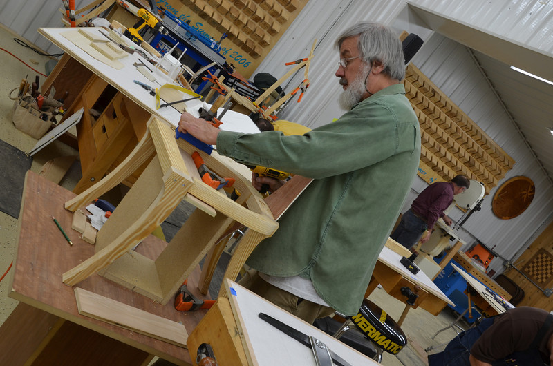 Designing Chairs w Fortune 60