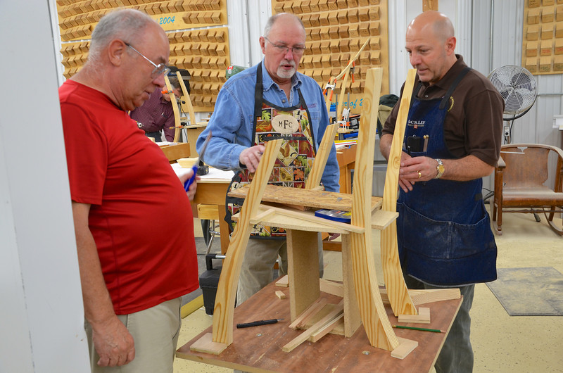 Designing Chairs w Fortune 50